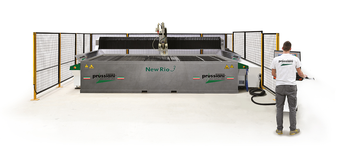 CNC-machines-New-Rio-3-waterjet-for-cutting-marble-granite-stone-Prussiani-Engineering
