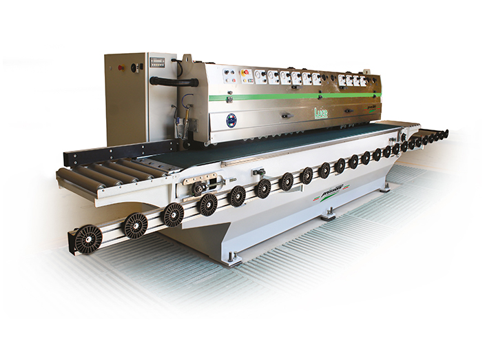 edge polishing machine luce for marble and granite