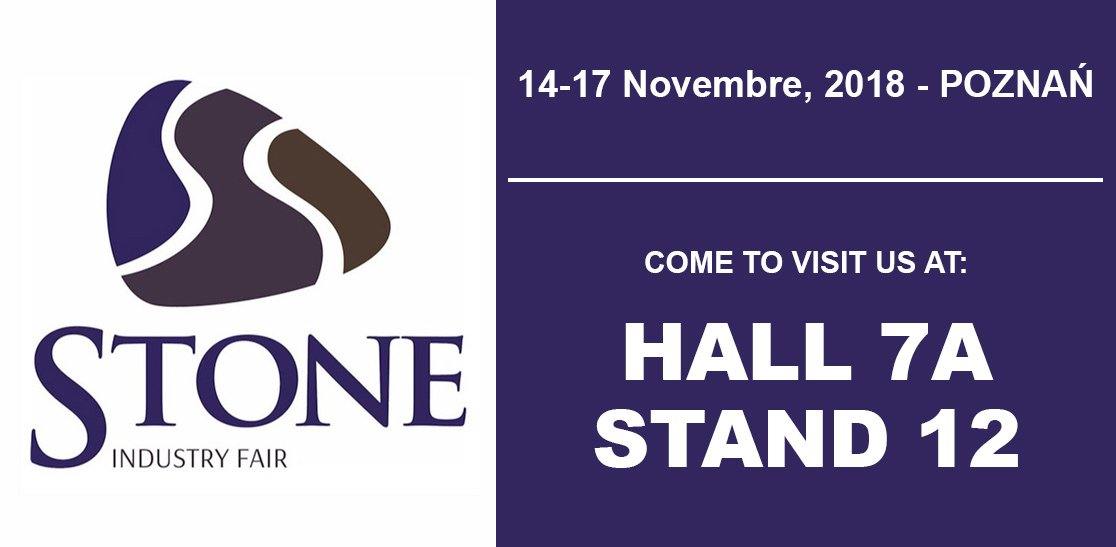 Stand Prussiani at Stone Industry Fair Poznan 2018