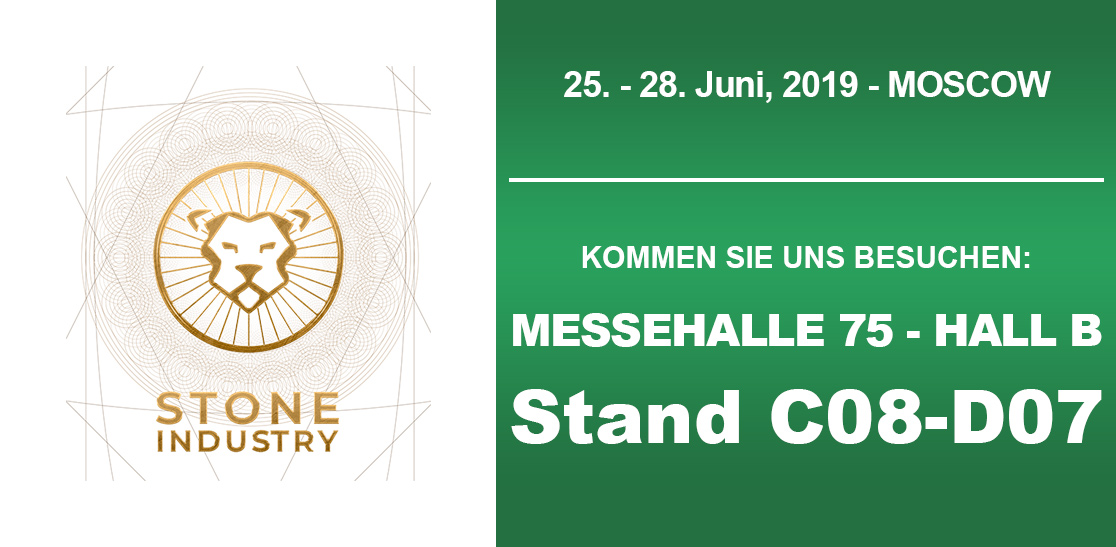 Stone Industry Messe - stand prussiani engineering